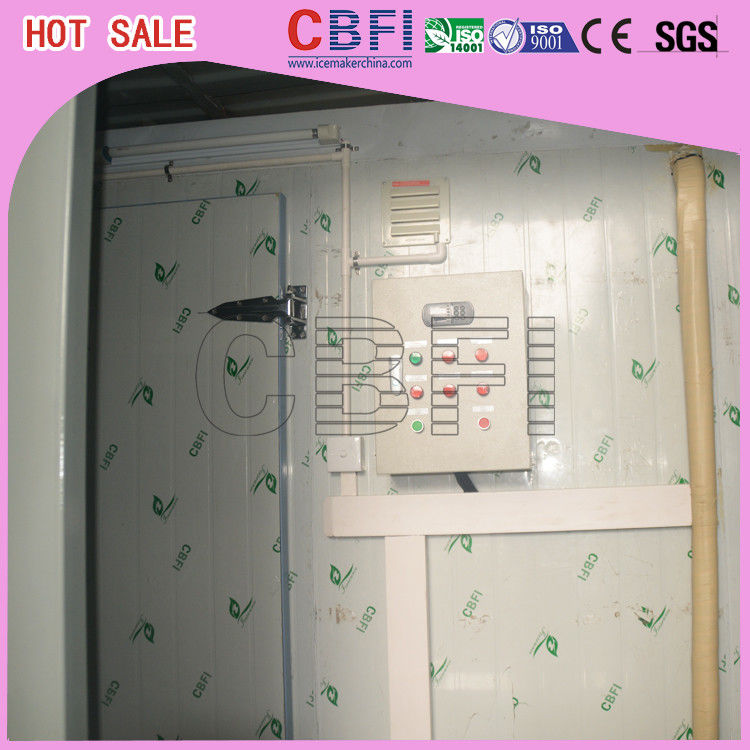 Air Cooling Or Water Cooling Mobile Container Cold Room Multi Function